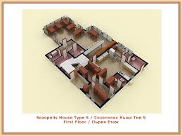 Fast Food Restaurant Floor Plan Properties And Prices Sozopolis Development Off Plan Holiday