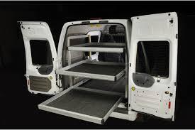 Cargo Van Shelves by Van Shelving Edmonton Archives Automotive Tips