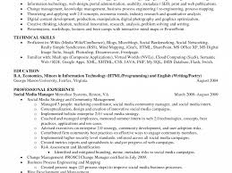 Resume Summary Of Qualifications Shining Design Example Of Resume Summary 6 Is A Qualifications