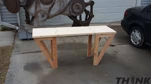 Fold Up Table Hinges Impossible Folding Bench U2013 Izzyswan Com