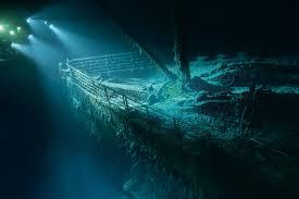 unseen titanic