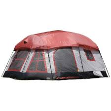 texsport highland 3 room cabin tent 293801 cabin tents at