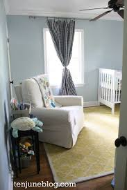 Purple Nursery Curtains by Nursery Enchanting Nursery Decorating Ideas With Blackout
