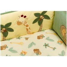Nojo Crib Bedding Set Nojo Jungle Baby Bedding Set Baby Bed