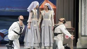 opera cosi fan tutte first look at così fan tutte at lyric opera of chicago playbill