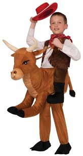 toddler boy halloween costumes kids ride a bull halloween costume 51 99 the costume land