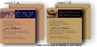 wedding invitations philippines invitations
