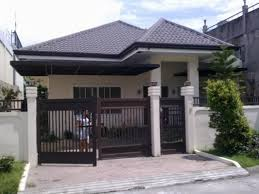 House Design Styles In The Philippines Modern Bungalows 2 Charming House Plans Bungalow Style Philippines
