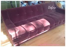 re upholstering a retro sofa u2013 artisan upholstery studio