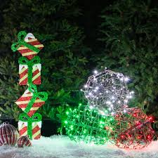 astonishing ideas outdoor tree ornaments yard decorating