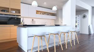 how to install peninsula kitchen cabinets get outlets out of sight on the kitchen island