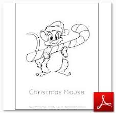 mouse lit story craft ideas free printables