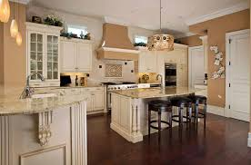 white kitchen cabinets with brown floors 30 antique white kitchen cabinets design photos
