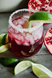 pomegranate margarita 1800 sip on these tasty pomegranate passion fruit margaritas this
