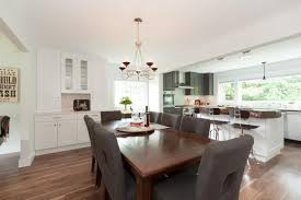 Open Concept Kitchen by Open Concept Kitchen Dining Room And Living Room Interior14 Com
