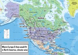 us climate map surprising climate maps similarities between countries