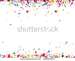 paper background color painted drops vector stock vector 609802973