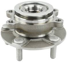 nissan rogue wheel bearing replacement amazon com 40202jg01a front wheel hub for nissan febest