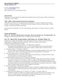 Resume Format Pdf For Civil Engineering by Resume Civil Engineers Resume