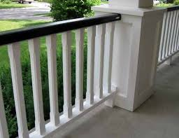 porch banister victorian porch wood post turning and railing products ontario