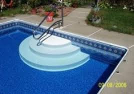 wedding cake pool steps wedding cake wedding cake steps for above ground pool