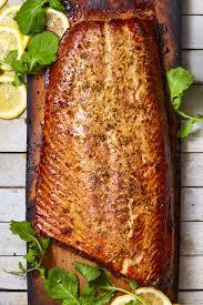 best honey cedar plank salmon recipe how to make honey