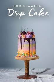 443 best drip cakes images on pinterest birthdays 70th birthday