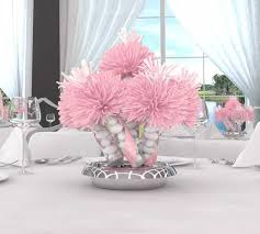 centerpieces for baby shower girl baby shower table decorations for a girl diabetesmang info