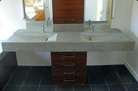 54 Bathroom Vanity Double Sink Vanities Finley 54 Floating Double Bathroom Vanity Set By Virtu