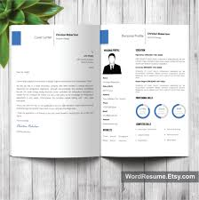 Sample Resume Format With Cover Letter by 8 Page Exclusive Resume Template Cover Letter References
