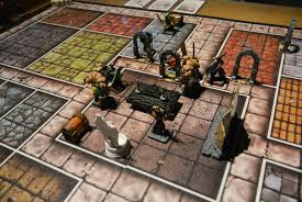 The Eyes Of Chaos Part 2 Heroquest Adventures Boardgamegeek
