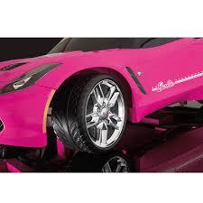 pink corvette power wheels alphaespace inc rakuten global market fisher price ガールズ