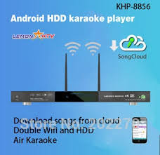 air player for android android hdd karaoke player with songs cloud support air