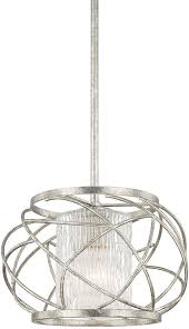 Antique Silver Pendant Lights Capital Lighting 310611as 301 Riviera Contemporary Antique Silver