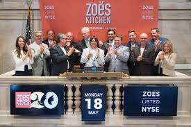 Zoes Kitchen Delivery Zoes Kitchen Rings The Nyse Closing Bell Good Life Family Magazine