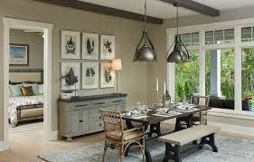 Category Paint Color Palette Home Bunch  Interior Design Ideas - Revere pewter dining room