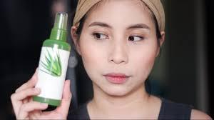 Her Bench Body Spray Bench Organics Aloe Vera Face U0026 Body Mist As Setting Spray Review