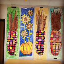 fall festival banners art projects for kids