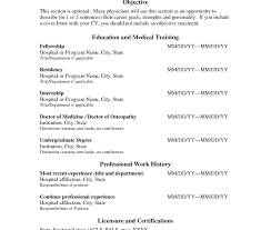 free resume sle doc format programs medical assistant resumes neoteric sles doctor resume templates