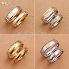 couples rings online images Indian wedding rings with names engraved letters engraved wedding jpg