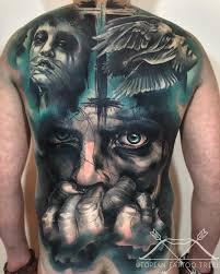 good vs evil tattoo best tattoo ideas gallery