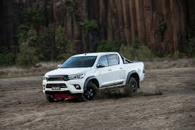toyota an australia 2017 toyota hilux trd u2013 prices start from aud 58 990