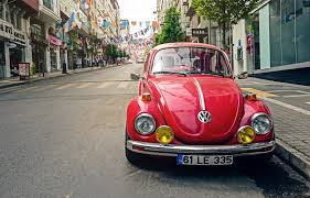 volkswagen old red free stock photos of vw pexels