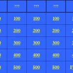 blank jeopardy powerpoint template with music archives aandzlaw