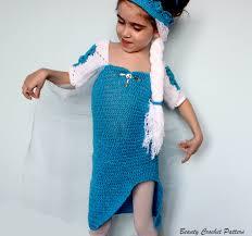 lucy van pelt halloween mask crochet patterns ice queen dress and crown snow queen elsa