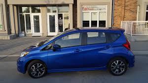 nissan versa blue 2014 nissan versa note sr 1 6 autoandroad com