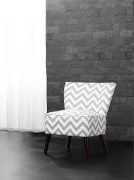 Black And Wood Chairs Amazon Com Dorel Living Chevron Accent Chair Kitchen U0026 Dining