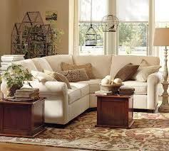 tufted leather sectional sofa living room media nl pottery barn chesterfield sofa upholstered
