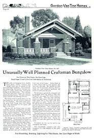 Sears Craftsman House Mail Order Houses Sears Modern Homes