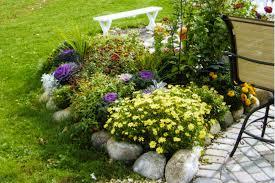 Simple Flower Garden Ideas Garden Ideas Simple Flower Bed Designs Gorgeous Flower Bed